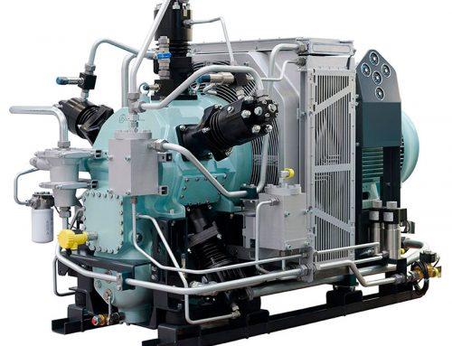 Прошла презентация нового компрессора «Orkan» Sauer Compressors